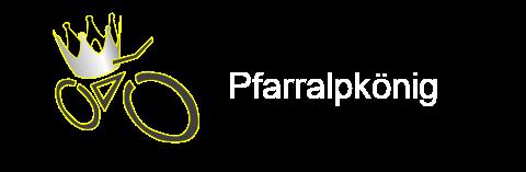 Pfarralpkönig Logo